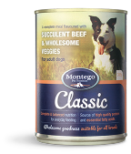Montego Classic Wet Food for Adult Dogs
