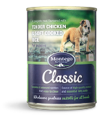 Montego Classic Wet Food for Puppies