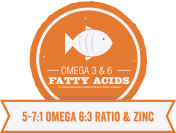 Omega 3 & 6 fatty acids for Adult Dogs