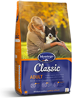 Montego Classic Adult Dog Breed Range