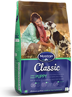 Classic Large Breed Puppy Range