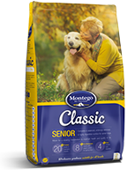 Montego Classic Senior Dog Breed Range