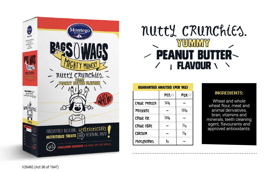 Nutty Crunchies Treat