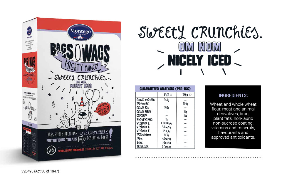 Sweety Crunchies Treat