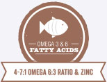 Omega 3 & 6 fatty acids for Small Breed Puppy
