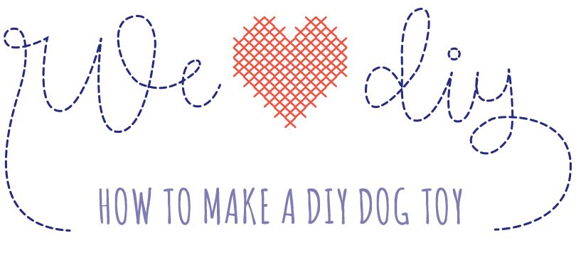 How to make a DIY Dog Toy