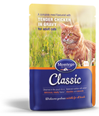 Classic Wet Food for Cats