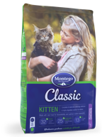 Classic Cat Food Range for Kittens