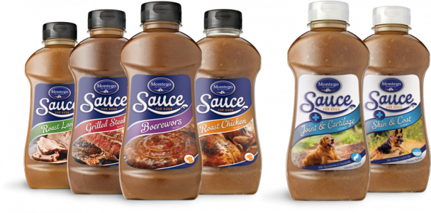 Sauce pack group 2
